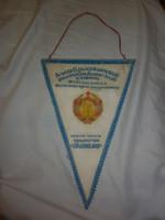 Régi kis szovjet zászló