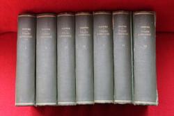 Utazás a Föld körül I - VII. kötet, 1906 (Dr. Gáspár Ferenc)