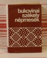 Sebestyén Ádám: Bukovinai székely népmesék III.