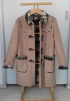 Női téli kabát 38-s méret, mosható, műirha
