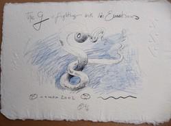 Wahorn András sokszorosított grafika kis példányszám ( 6 db-os )