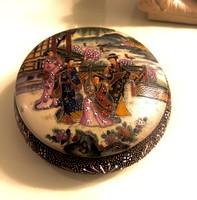 Monumentális Antik kínai  bonbonier !