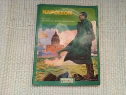Retro képregény_ Marcello-Buzzelli-Manara: Napóleon_1989