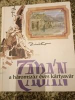 Zórád Ernő: Tabán, a háromszáz éves kártyavár című ritka könyv
