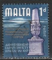 Málta 0044 Mi 302      0,30 Euró