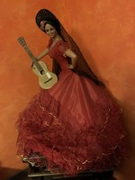 Spanyol Flamenco baba Chiclana Marin doll
