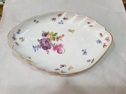 Meissen porcelán tál