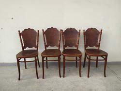 Antik 4 darab kohn thonet szék