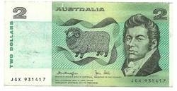 2 dollár 1979 Ausztrália