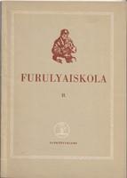 Béres János: Furulyaiskola, II. - Harmadik kiadás, 1962.