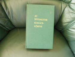 Az ínyesmester szakácskönyve 1932