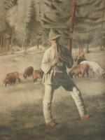Dudás Jenő (1902 – 1991) : Pásztorfiú