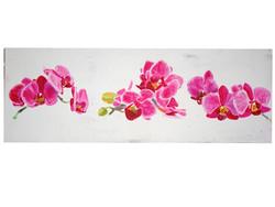 Virágos festmény