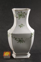 Hollóházi Erika mintás nagy váza 446