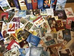 Régi vegyes magyar és külföldi képeslapok