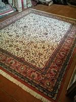310 x 250 cm kézi csomozasu perzsa szőnyeg eladó
