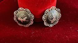 Szerencse hozó Keleti antik ezüst fülbe való !