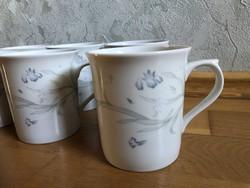 Antik Alföldi porcelán bögre, csésze  - jelzettek  - ár / db
