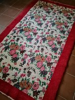 220 x 130 cm kézi csomozasu Iráni perzsa szőnyeg eladó