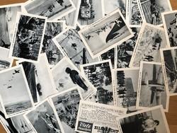 Eredeti 2. világháborús - III. Birodalmi / Náci propaganda kártya, kép  - VII.