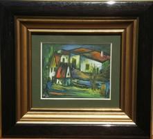 Végh Gusztáv (1889 – 1973) : Házak