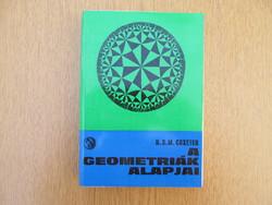 A geometriák alapjai : H. S. M. Coxeter (matematika felsőfokon)
