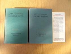 John Steinbeck: Édentől keletre I.-II. kötet egyben (A világirodalom remekei)