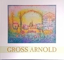 Gross Arnold album, egyedi rajzzal, aláírt