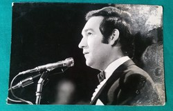 Bakacsi Béla énekes,fotó