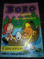 BOBO kalandjai képregény 1987 /7
