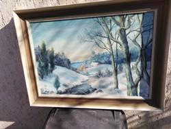 Festmény I,