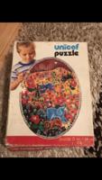 Gyermekrajz alapján készült Unicef puzzle