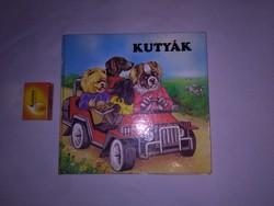 Kutyák - képeskönyv Jálics Gyula rajzaival - 1989