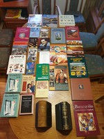 Könyvek, lexikonok eladók