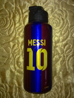 FC Barcelona 10 Messi fém kulacs ivópalack