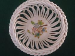 Herendi porcelán kosár