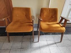 Retro karosszék fotel