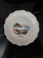 Aquincum porcelán tálka 9 cm