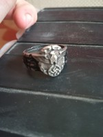 Harmadik Birodalmi sasos gyűrű.