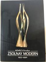 Zsolnay Modern(1953-1990)-könyv-közvetlenül a kiadótól!