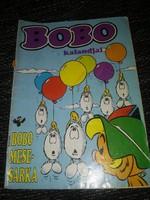 BOBO kalandjai képregény 1988 / 22