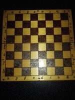 Fa sakktábla