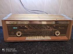 Retró Philips rádió