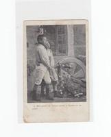 Üdvözlő képeslap 1912