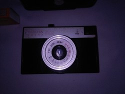 Szmena 8 M fényképezőgép bőr tokban