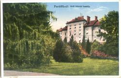 Parádfürdő Gróf Károlyi kastély