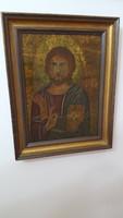 Egyházi üvegfestmény