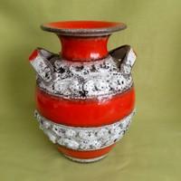 Retró, olasz kerámia váza