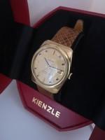 RITKA Vintage KIENZLE SWISS Combi-Time férfi karórák