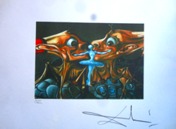 Dali: ballerina - original !!! - There is no halving price offer when discounting!